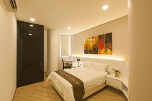 Luxfort 118 Service Suites, Ferienwohnungen  Tanjung Bungah - big - 18