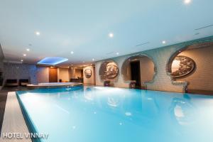 Wellness Hotel Vinnay, Отели  Vinné - big - 39