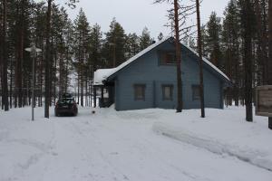 Sininen Hetki Cottage, Nyaralók  Kuusamo - big - 9