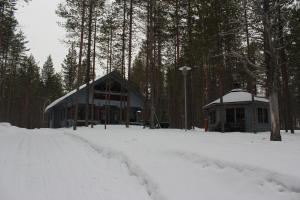 Sininen Hetki Cottage, Nyaralók  Kuusamo - big - 8
