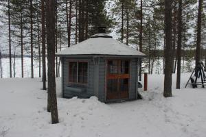 Sininen Hetki Cottage, Nyaralók  Kuusamo - big - 12