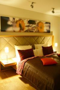 Hotel Maximilian, Hotely  Oberammergau - big - 17