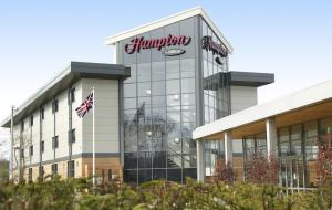 Hampton by Hilton Corby, Hotels  Corby - big - 26