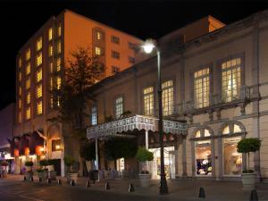 Hotel Francia Aguascalientes, Hotel  Aguascalientes - big - 38