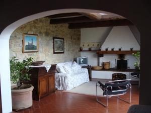 Torre Di Ponzano, Venkovské domy  Barberino di Val d'Elsa - big - 7