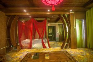 Lijiang Yu Shu Tang Inn, Vendégházak  Licsiang - big - 14