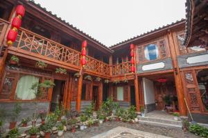 Lijiang Yu Shu Tang Inn, Affittacamere  Lijiang - big - 15