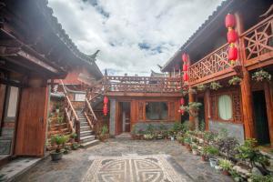 Lijiang Yu Shu Tang Inn, Affittacamere  Lijiang - big - 17