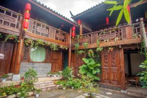 Lijiang Yu Shu Tang Inn, Vendégházak  Licsiang - big - 3