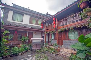 Lijiang Yu Shu Tang Inn, Vendégházak  Licsiang - big - 18