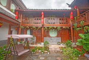 Lijiang Yu Shu Tang Inn, Vendégházak  Licsiang - big - 11
