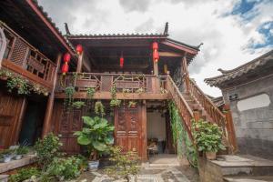 Lijiang Yu Shu Tang Inn, Vendégházak  Licsiang - big - 23