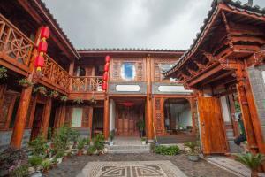 Lijiang Yu Shu Tang Inn, Affittacamere  Lijiang - big - 27