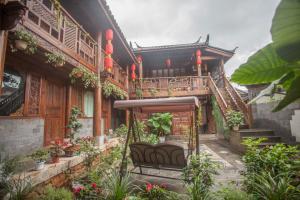 Lijiang Yu Shu Tang Inn, Affittacamere  Lijiang - big - 28