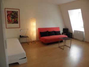 Dependance am Blumenbrunnen, Apartments  Baden-Baden - big - 7