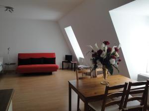 Dependance am Blumenbrunnen, Apartmány  Baden-Baden - big - 11