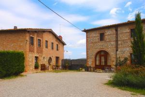 Casa Di Campagna In Toscana, Vidiecke domy  Sovicille - big - 148