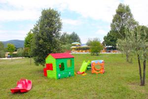 Casa Di Campagna In Toscana, Vidiecke domy  Sovicille - big - 147