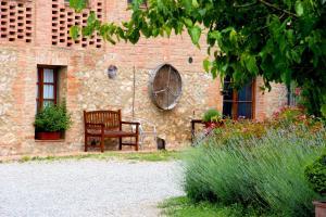 Casa Di Campagna In Toscana, Vidiecke domy  Sovicille - big - 130