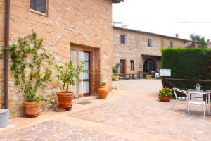 Casa Di Campagna In Toscana, Vidiecke domy  Sovicille - big - 133