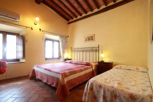 Casa Di Campagna In Toscana, Vidiecke domy  Sovicille - big - 10