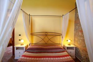 Casa Di Campagna In Toscana, Vidiecke domy  Sovicille - big - 25