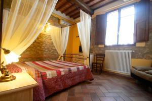 Casa Di Campagna In Toscana, Vidiecke domy  Sovicille - big - 23