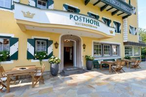 Posthotel Mayrhofen
