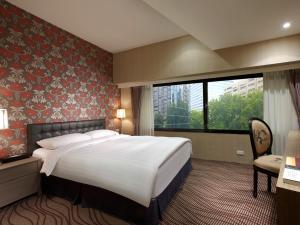 RF Hotel - Zhongxiao, Szállodák  Tajpej - big - 19