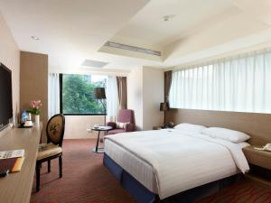 RF Hotel - Zhongxiao, Szállodák  Tajpej - big - 18
