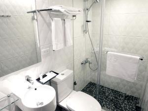 RF Hotel - Zhongxiao, Szállodák  Tajpej - big - 23
