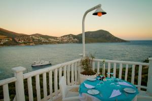 Likya Residence Hotel & Spa - Adults Only, Hotels  Kalkan - big - 39
