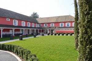 Les Maritonnes Parc & Vignoble, Hotel  Romanèche-Thorins - big - 44