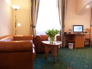 Maxima Zarya Hotel, Hotely  Moskva - big - 11