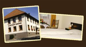 Gasthof Krone, Hostince  Schuttertal - big - 2