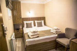 Berlin Hotel Nisantasi, Szállodák  Isztambul - big - 8