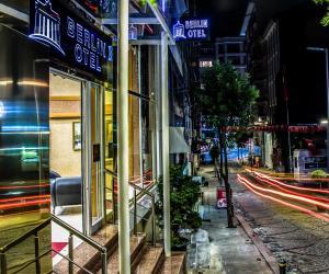 Berlin Hotel Nisantasi, Szállodák  Isztambul - big - 25