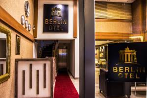Berlin Hotel Nisantasi, Szállodák  Isztambul - big - 23