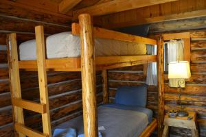 Cabin 3 # bunk bed