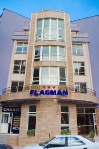 Отель Flagman