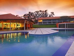 Apartamento no Villa Hípica Flat e Club