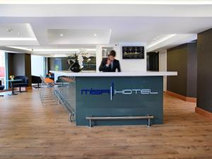 Misa Hotel, Szállodák  Isztambul - big - 16