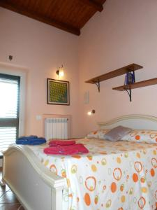 Le Contrade Tropea, Bed and Breakfasts  Brattirò - big - 6