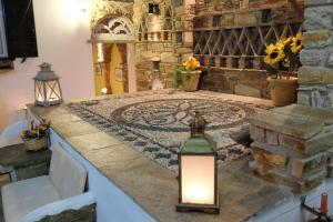 Voreades, Aparthotely  Tinos Town - big - 52