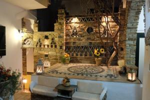 Voreades, Aparthotely  Tinos Town - big - 1