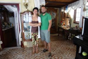 Voreades, Aparthotely  Tinos Town - big - 62