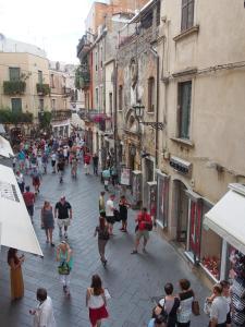 Residence Degli Agrumi, Apartmanok  Taormina - big - 34