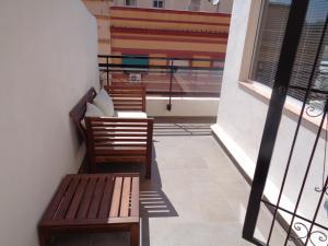 Apartamentos Turia, Apartmanok  Valencia - big - 85