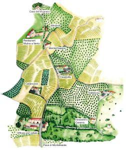 Agriturismo Fattoria Lavacchio, Farm stays  Pontassieve - big - 53