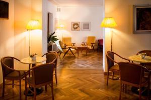 Hotel Eden Park, Отели  Диано-Марина - big - 29